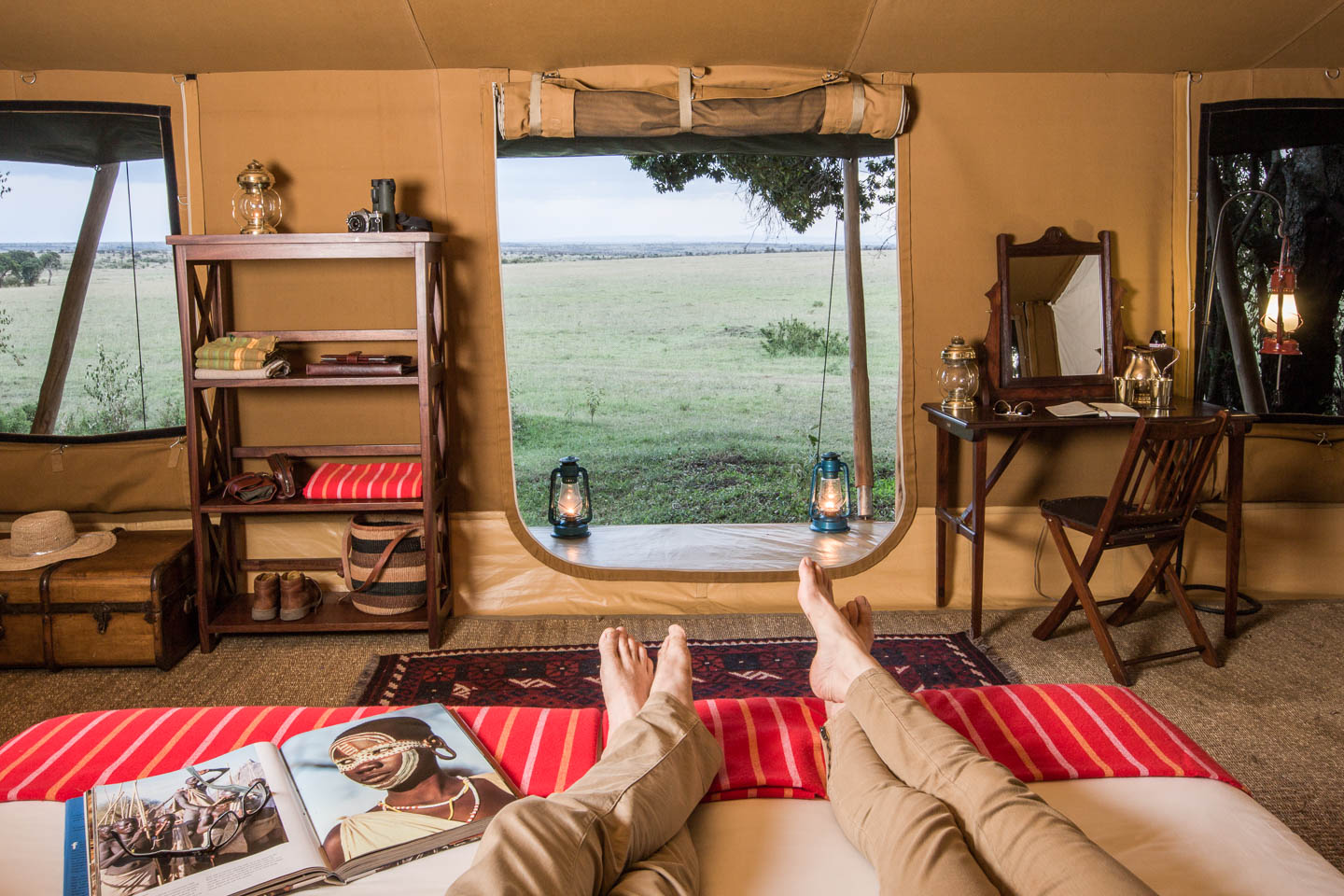 tailor made safari elephant_pepper_camp_-_accommodation_-_family__honeymoon__tent_csilverless-10