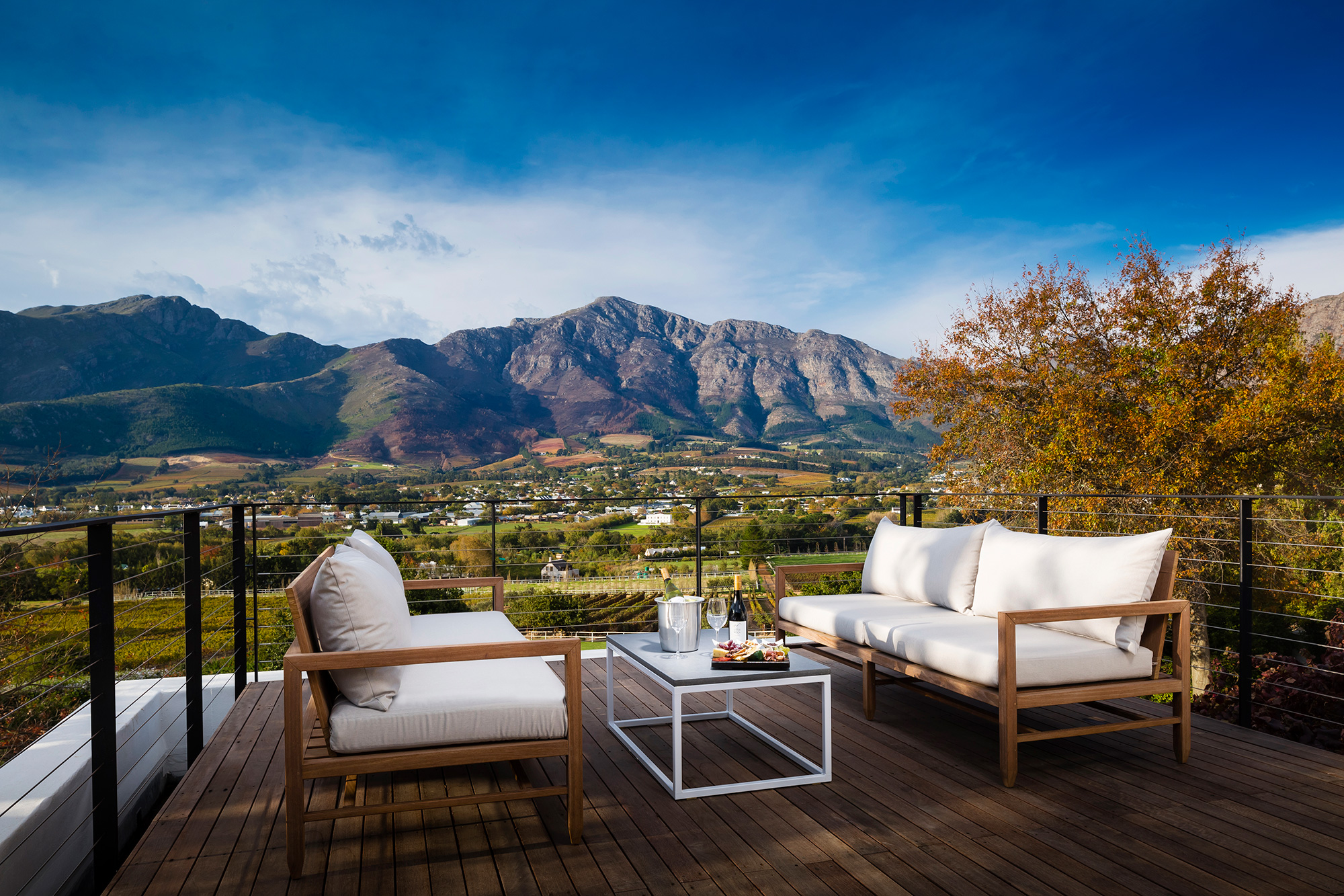 Cape Winelands mont rochelle