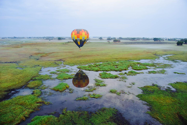 دليل السفر زامبيا